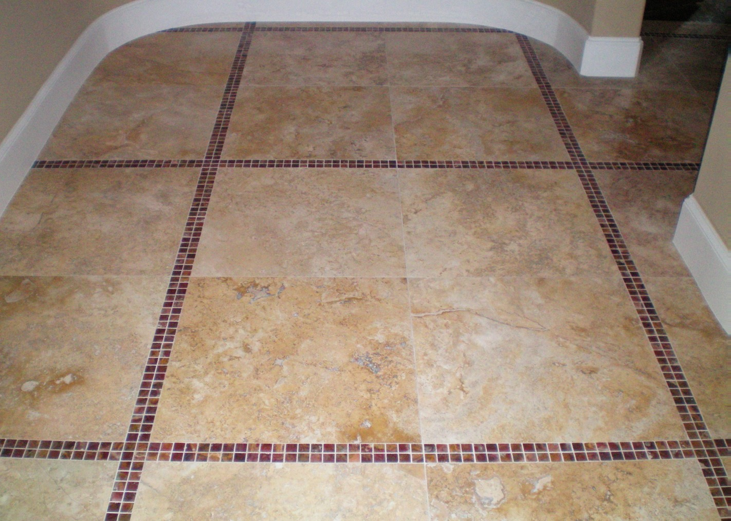 Natural Stone Pattern Insert